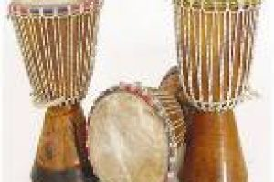 Sacred Drum Circle with Spiritual Dance and Song
