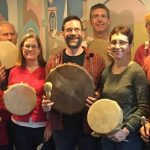 Sacred Drum Making Workshop, Saturday, September 9, 2017