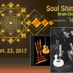 Soul Shine Equinox Drum Circle and Concert – Saturday, Sept 23rd